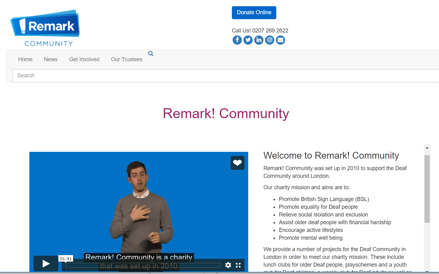 Remark_Community_Homepage